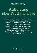 Cover-Bild zu Aufklärung über Psychoanalyse (eBook) von Bohleber, Werner