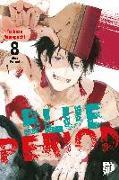 Cover-Bild zu Yamaguchi, Tsubasa: Blue Period 8