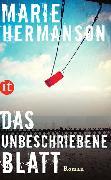 Cover-Bild zu Hermanson, Marie: Das unbeschriebene Blatt
