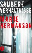 Cover-Bild zu Hermanson, Marie: Saubere Verhältnisse (eBook)