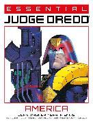 Cover-Bild zu Wagner, John: Essential Judge Dredd: America