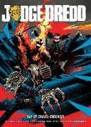 Cover-Bild zu Wagner, John: Judge Dredd Day of Chaos: Endgame
