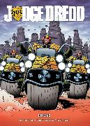 Cover-Bild zu Wagner, John: Judge Dredd: Origins