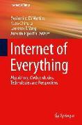 Cover-Bild zu Di Martino, Beniamino (Hrsg.): Internet of Everything
