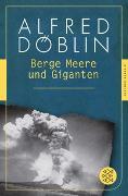 Cover-Bild zu Berge Meere und Giganten von Döblin, Alfred