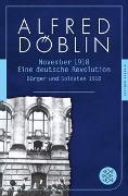 Cover-Bild zu November 1918 von Döblin, Alfred