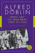 Cover-Bild zu Hamlet oder Die lange Nacht nimmt ein Ende von Döblin, Alfred