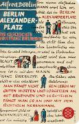 Cover-Bild zu Berlin Alexanderplatz von Döblin, Alfred