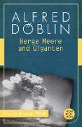 Cover-Bild zu Berge Meere und Giganten (eBook) von Döblin, Alfred