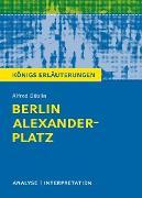 Cover-Bild zu Berlin Alexanderplatz. Königs Erläuterungen (eBook) von Döblin, Alfred