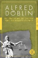 Cover-Bild zu Der Oberst und Dichter oder Das menschliche Herz (eBook) von Döblin, Alfred