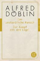 Cover-Bild zu Der unsterbliche Mensch / Der Kampf mit dem Engel (eBook) von Döblin, Alfred