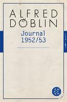 Cover-Bild zu Journal 1952/3 (eBook) von Döblin, Alfred