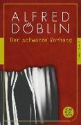 Cover-Bild zu Der schwarze Vorhang (eBook) von Döblin, Alfred