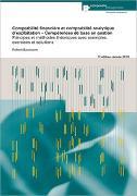 Cover-Bild zu Comptabilité financière et comptabilité d'exploitation - Compétences de base en gestion