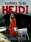 Cover-Bild zu Spyri, Johanna: Heidi (eBook)