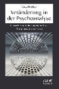 Cover-Bild zu Veränderung in der Psychoanalyse von Jaenicke, Chris