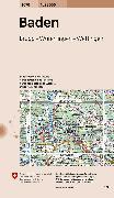 Cover-Bild zu Baden. 1:25'000