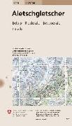 Cover-Bild zu Aletschgletscher. 1:25'000