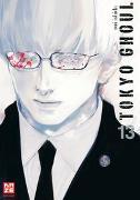 Cover-Bild zu Ishida, Sui: Tokyo Ghoul 13