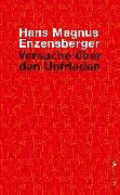 Cover-Bild zu Enzensberger, Hans Magnus: Versuche über den Unfrieden (eBook)
