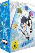 Cover-Bild zu Free! - Iwatobi Swim Club (Vol. 1)