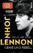 Cover-Bild zu Jones, Lesley-Ann: John Lennon (eBook)