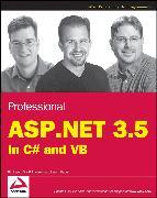 Cover-Bild zu Professional ASP.NET 3.5 (eBook) von Evjen, Bill
