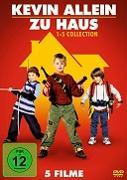 Cover-Bild zu Kevin - Allein zu Haus 1-5 von Chris Columbus (Reg.)