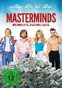 Cover-Bild zu Masterminds - Minimaler IQ, maximale Beute von Bowman, Chris