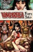 Cover-Bild zu Vampirella: Feary Tales von Nancy A. Collins