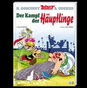 Cover-Bild zu Goscinny, René (Text von): Der Kampf der Häuptlinge