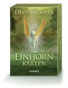 Cover-Bild zu Einhorn-Karten von Cooper, Diana