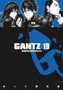 Cover-Bild zu Oku, Hiroya: Gantz Volume 19