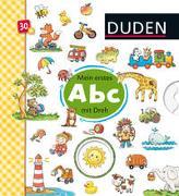 Cover-Bild zu Broska, Elke (Illustr.): Duden 30+: Mein Abc mit Dreh
