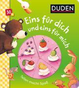 Cover-Bild zu Grimm, Sandra: Duden 30+: Eins für dich und eins für mich