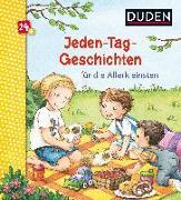 Cover-Bild zu Holthausen, Luise: Duden 24+: Jeden-Tag-Geschichten für die Allerkleinsten