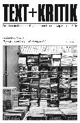 Cover-Bild zu Spoerhase, Carlos (Hrsg.): TEXT + KRITIK Sonderband - Gelesene Literatur (eBook)