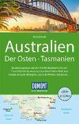 Cover-Bild zu Dusik, Roland: DuMont Reise-Handbuch Reiseführer Australien, Der Osten und Tasmanien. 1:4'000'000