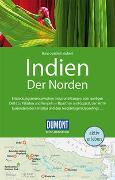 Cover-Bild zu Aubert, Hans-Joachim: DuMont Reise-Handbuch Reiseführer Indien, Der Norden