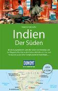 Cover-Bild zu Schreitmüller, Karen: DuMont Reise-Handbuch Reiseführer Indien, Der Süden. 1:3'500'000