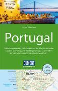 Cover-Bild zu Strohmaier, Jürgen: DuMont Reise-Handbuch Reiseführer Portugal. 1:700'000