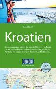 Cover-Bild zu Beyerle, Hubert: DuMont Reise-Handbuch Reiseführer Kroatien. 1:600'000