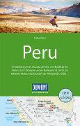 Cover-Bild zu Kirst, Detlev: DuMont Reise-Handbuch Reiseführer Peru. 1:1'600'000