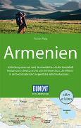 Cover-Bild zu Flaig, Torsten: DuMont Reise-Handbuch Reiseführer Armenien. 1:500'000