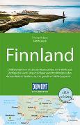 Cover-Bild zu Quack, Ulrich: DuMont Reise-Handbuch Reiseführer Finnland. 1:850'000