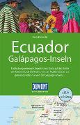 Cover-Bild zu Korneffel, Peter: DuMont Reise-Handbuch Reiseführer Ecuador, Galápagos-Inseln. 1:800'000