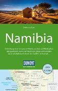 Cover-Bild zu Losskarn, Dieter: DuMont Reise-Handbuch Reiseführer Namibia. 1:1'500'000