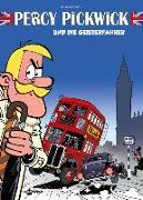 Cover-Bild zu Turk: Percy Pickwick und die Geisterfahrer