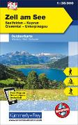 Cover-Bild zu Hallwag Kümmerly+Frey AG (Hrsg.): Zell am See Nr. 11 Outdoorkarte Österreich 1:35 000. 1:35'000